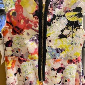 Sweet Floral Dress 👗